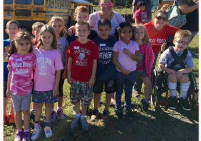 Field Trip to Blue Hills Orchard