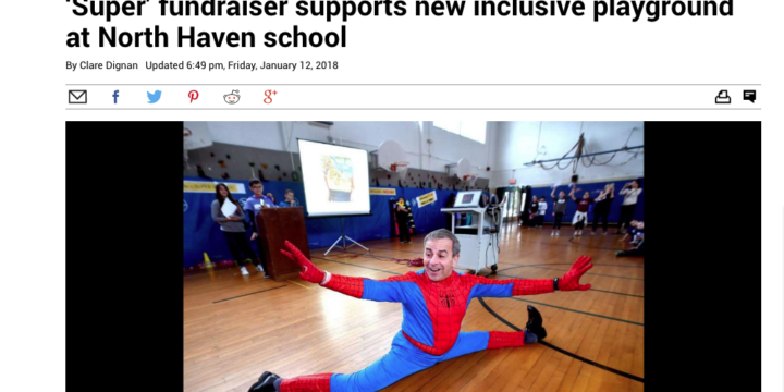 Our Spell-a-thon in the News!